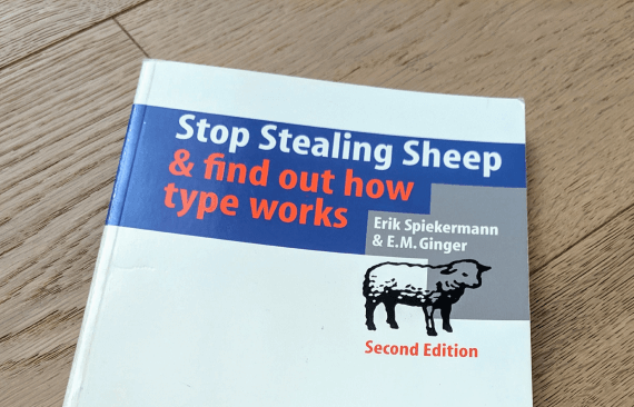 web type - 04 - Stop Stealing Sheep & find out how type works
